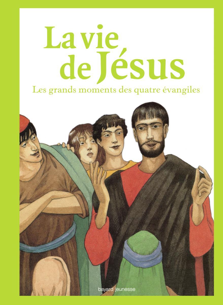 Couverture de «La vie de Jésus NE»