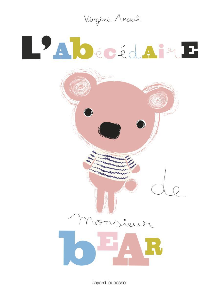 Couverture de «L'abécédaire de M. Bear»