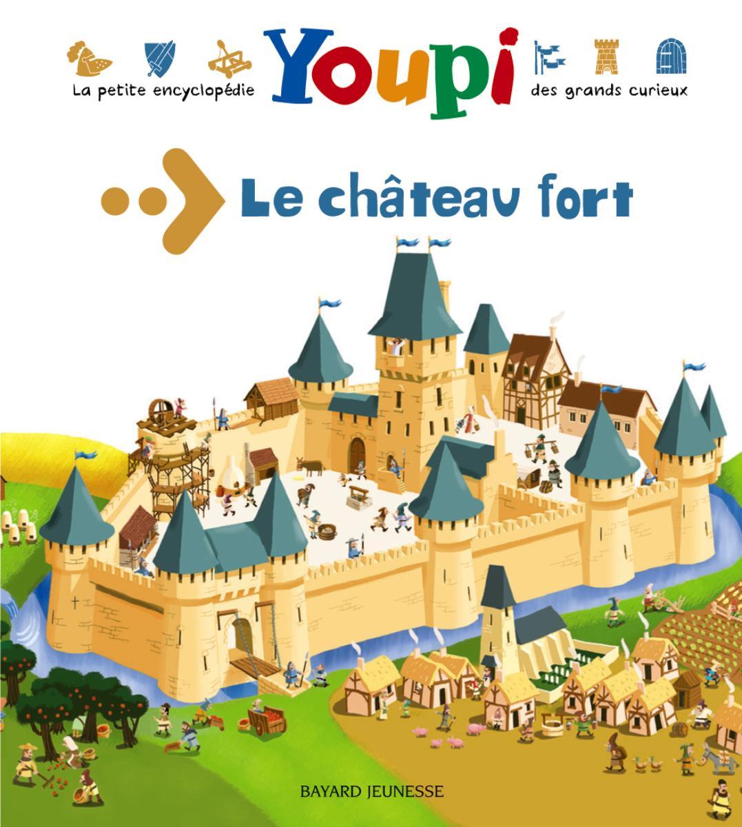 Couverture de «Le château fort – N6»