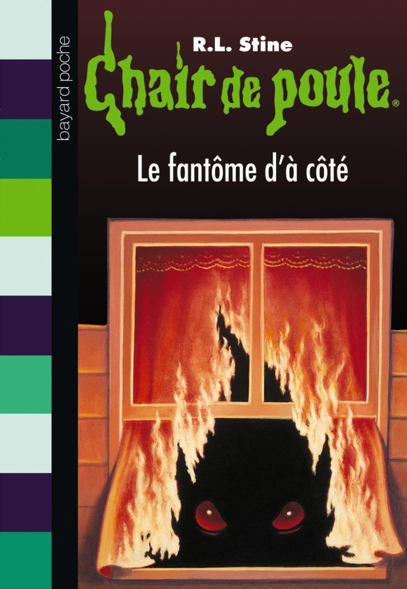 Couverture de «LE FANTÔME D'À CÔTÉ»