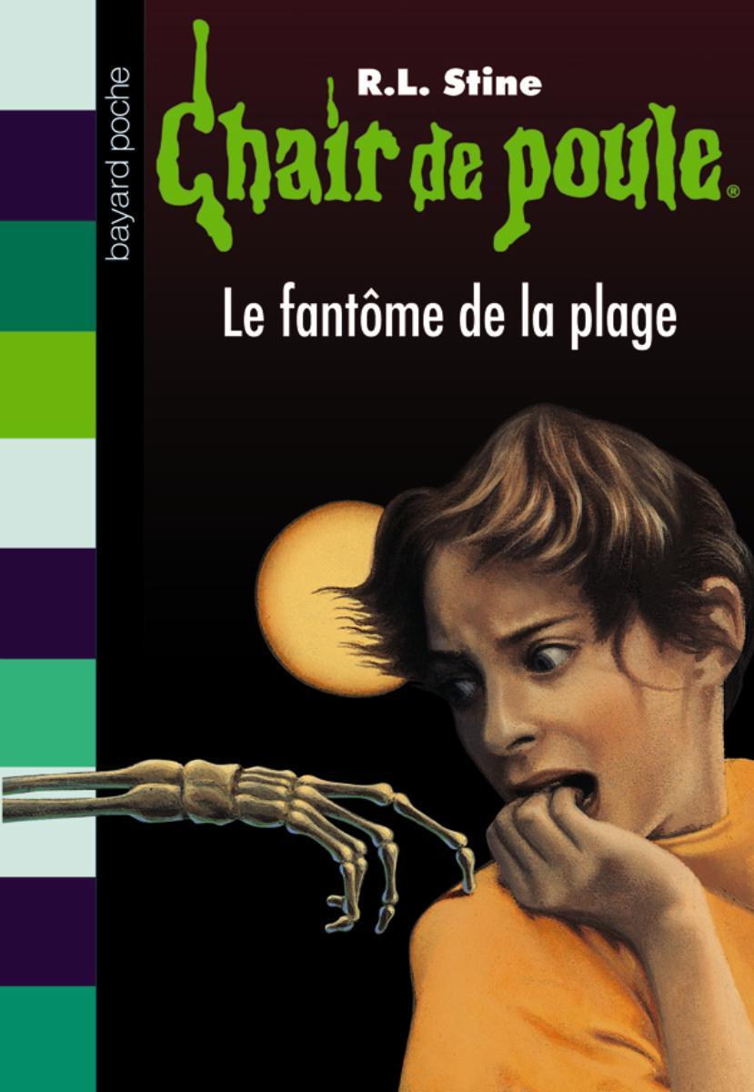 Couverture de «LE FANTÔME DE LA PLAGE»