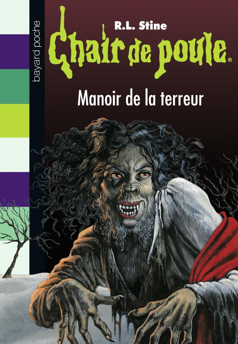 Couverture de «LE MANOIR DE LA TERREUR»