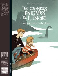 Couverture « LE MONSTRE DU LOCH NESS »