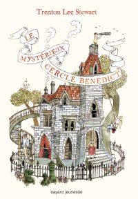 Couverture «LE MYSTÉRIEUX CERCLE BENEDICT»