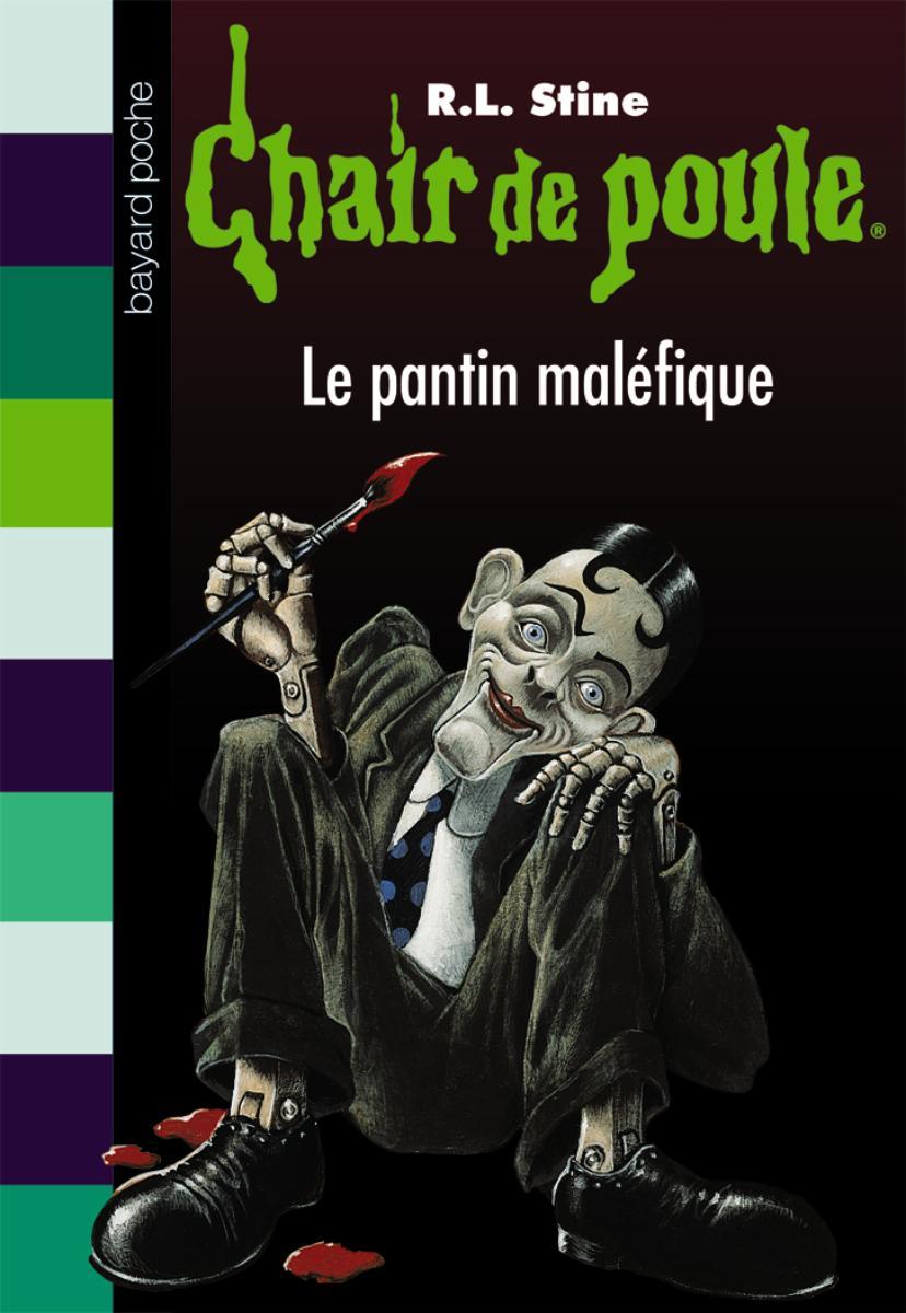 Couverture de «LE PANTIN MALÉFIQUE»