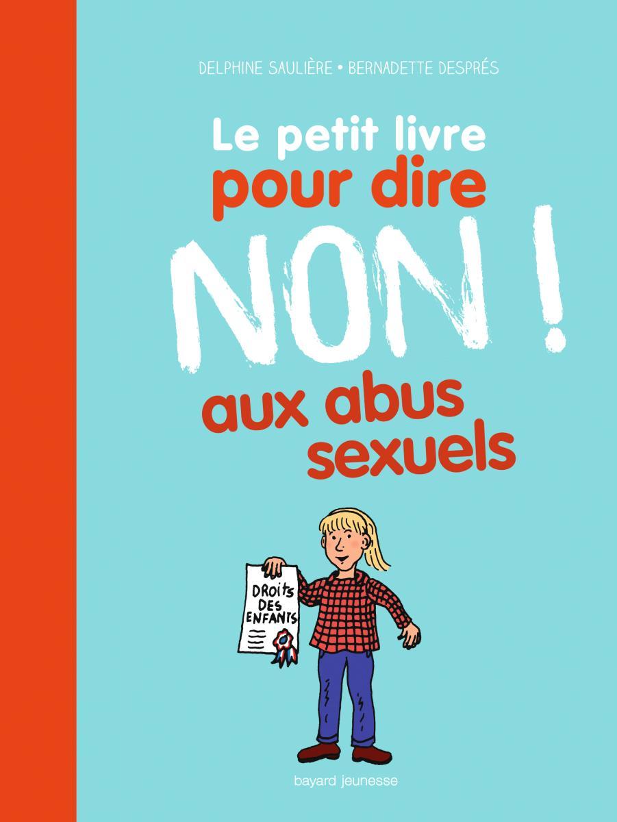 Couverture de «Le petit livre pour dire non aux abus sexuels»