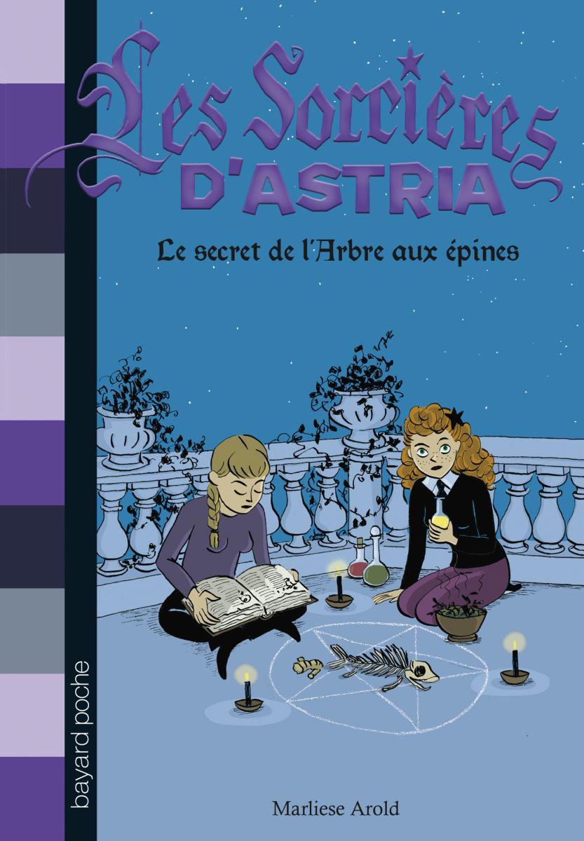 Couverture de «LE SECRET DE L'ARBRE AUX ÉPINES»