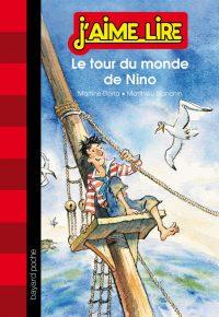 Couverture «LE TOUR DU MONDE DE NINO»