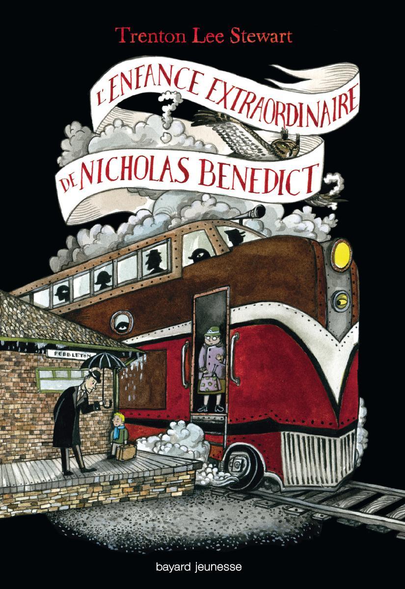 Couverture de «L'ENFANCE EXTRAORDINAIRE DE MR BENEDICT»