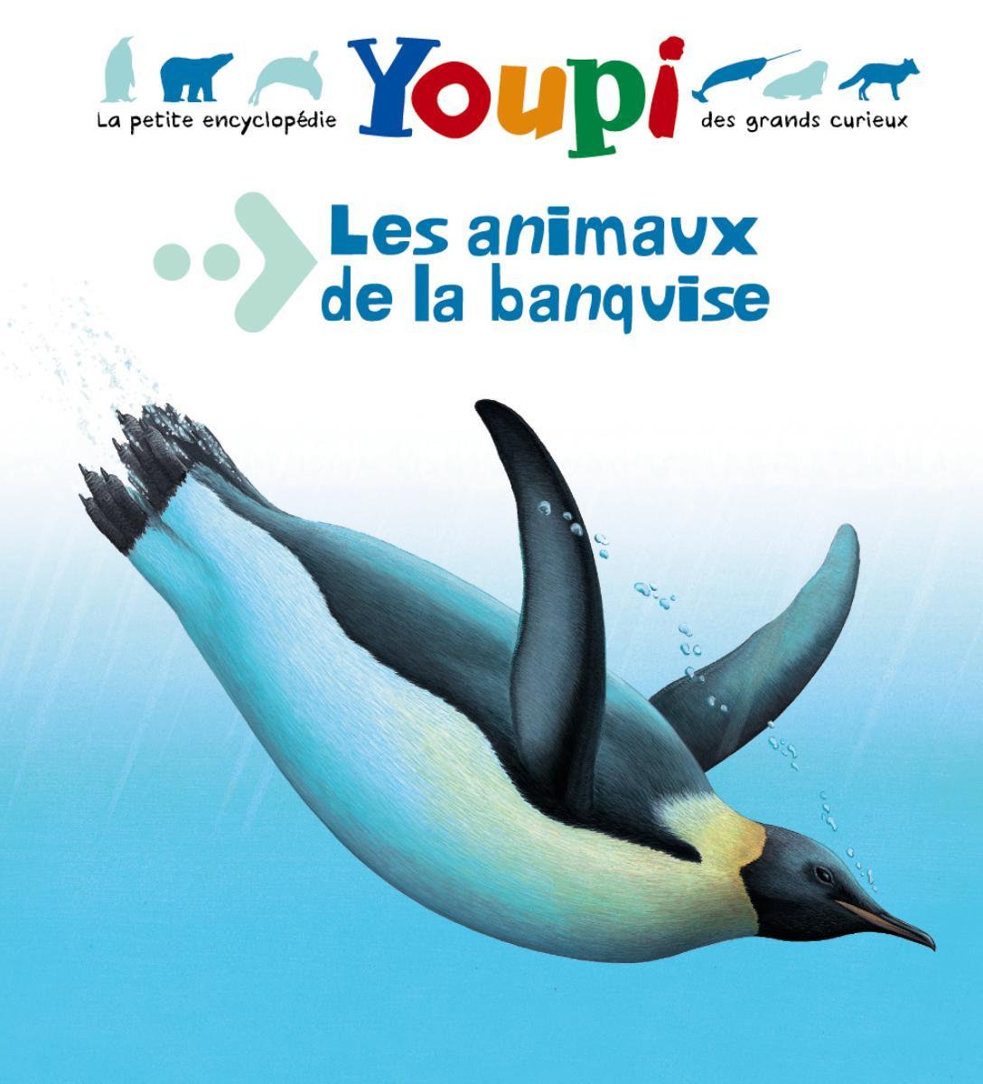 Couverture de «LES ANIMAUX DE LA BANQUISE – N18»