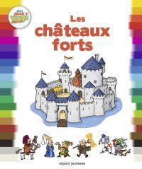 Couverture «LES CHATEAUX FORTS»