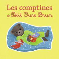 Couverture «Les comptines toutes douces de Petit Ours Brun»