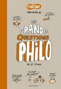 Couverture «LES GRANDES QUESTIONS PHILO DES 7/11 ANS»
