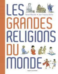 Couverture «Les grandes religions du monde NE»