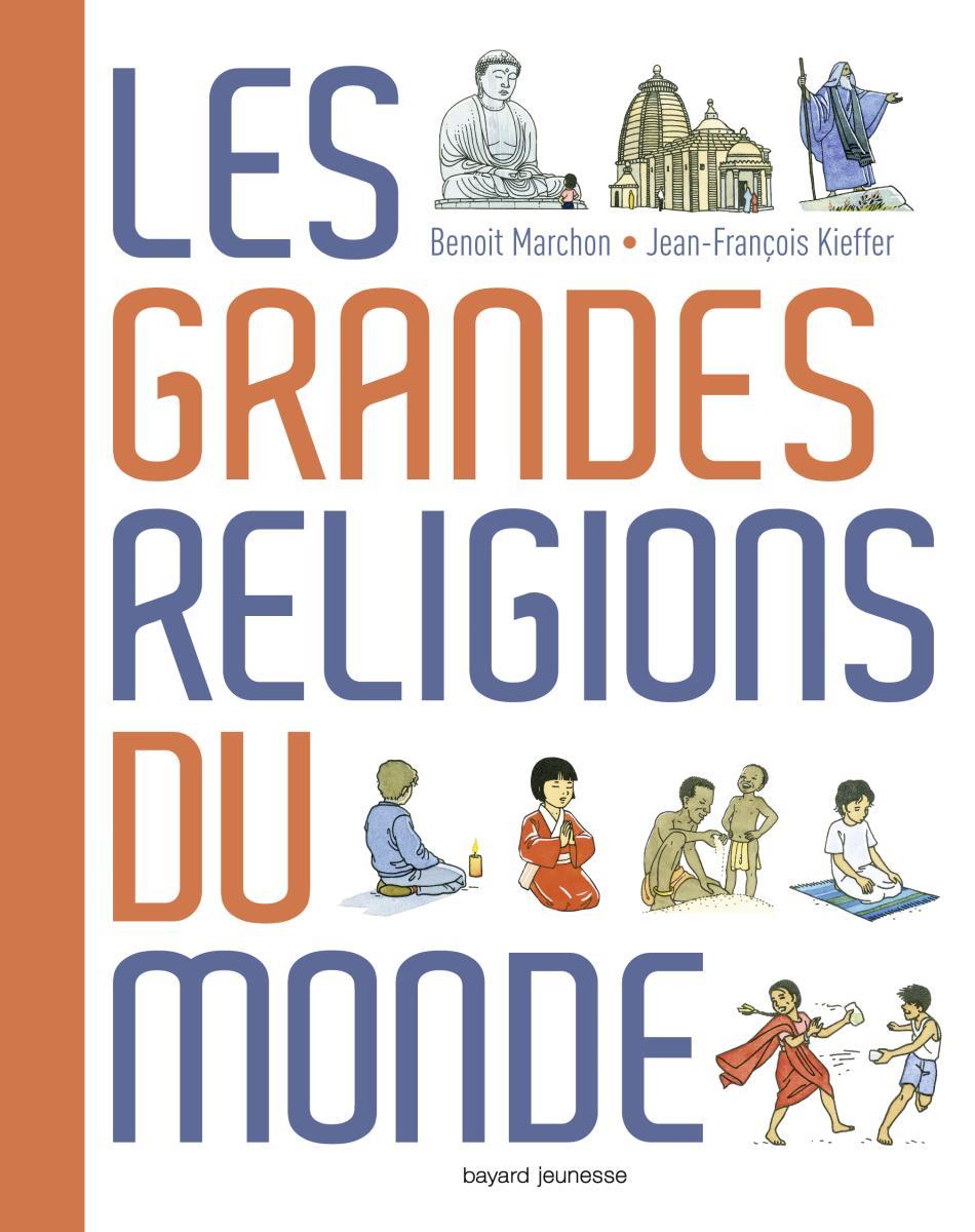 Couverture de «Les grandes religions du monde NE»