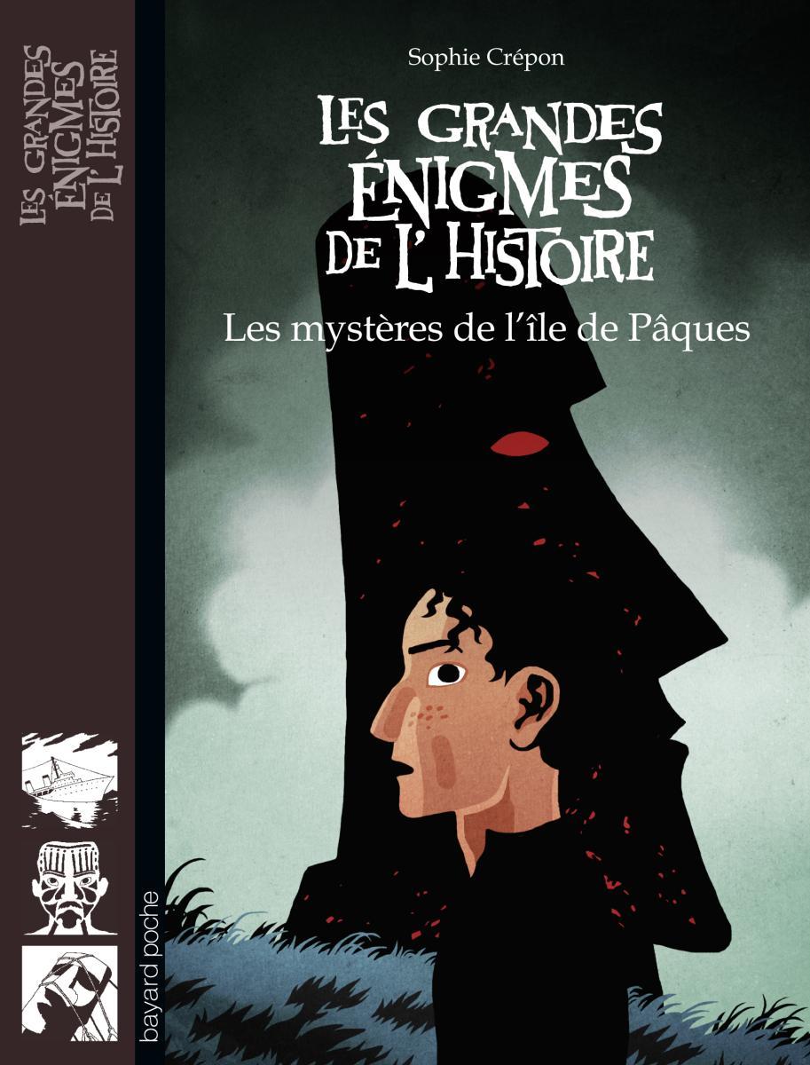 Couverture de «LES MYSTÈRES DE L'ÎLE DE PÂQUES»