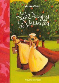 Couverture «Les orangers de Versailles»