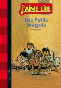 Couverture «LES PETITS MÉGOTS»