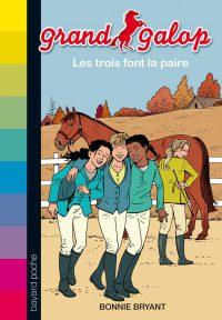 Couverture «LES TROIS FONT LA PAIRE – N1»