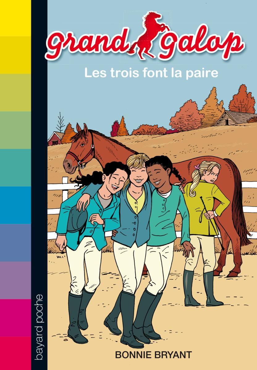 Couverture de «LES TROIS FONT LA PAIRE – N1»