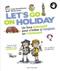 Couverture « LET'S GO ON HOLIDAY »