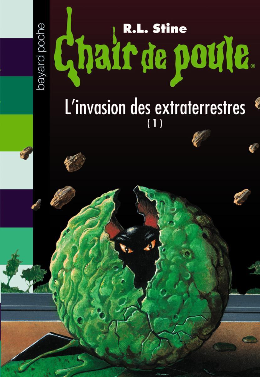 Couverture de «L'INVASION DES EXTRATERRESTRES, N° 55, TOME 1»