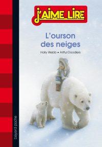 Couverture «L'OURSON DES NEIGES»