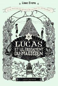 Couverture «Lucas et le testament du magicien -T2»
