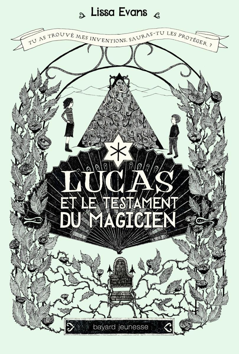 Couverture de «Lucas et le testament du magicien -T2»