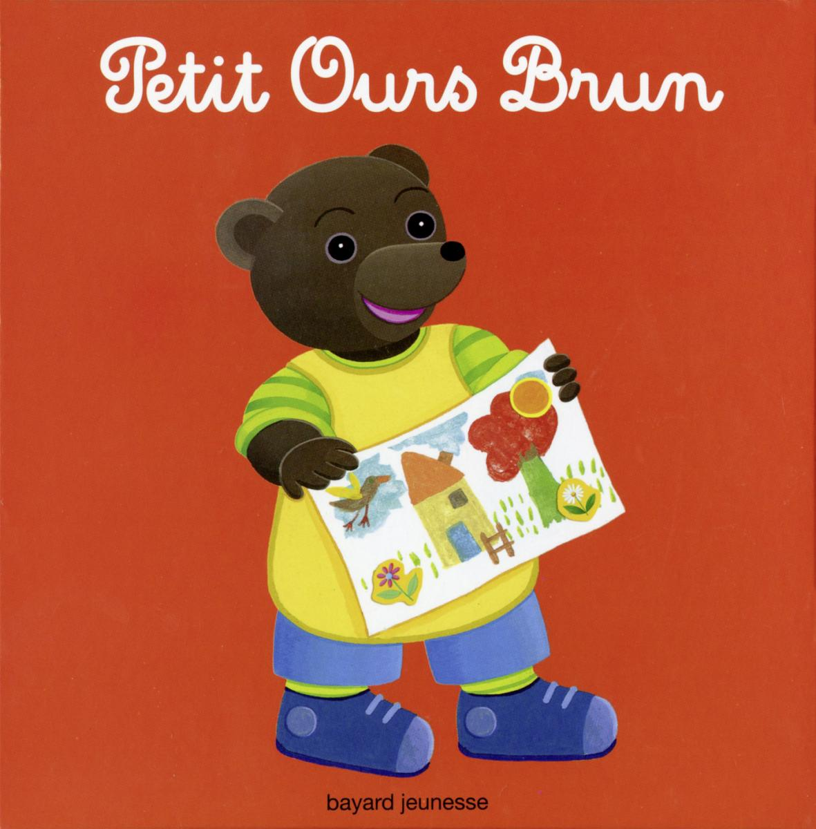 Couverture de «Ma boîte de Petit Ours Brun»