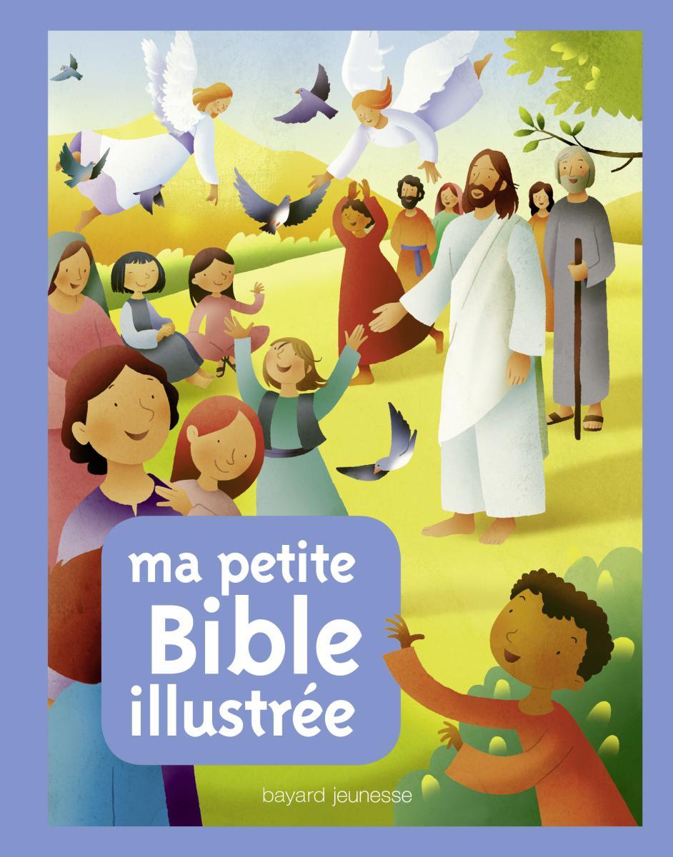 Couverture de «Ma petite bible illustrée»