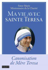 Couverture «Ma vie avec sainte Teresa»