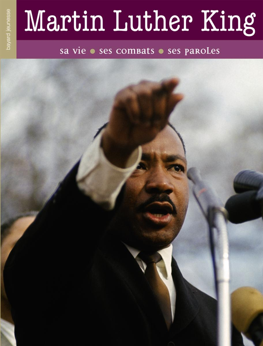 Couverture de «MARTIN LUTHER KING»