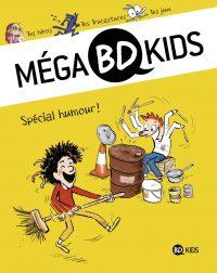 Couverture «Méga BD Kids Spécial humour»
