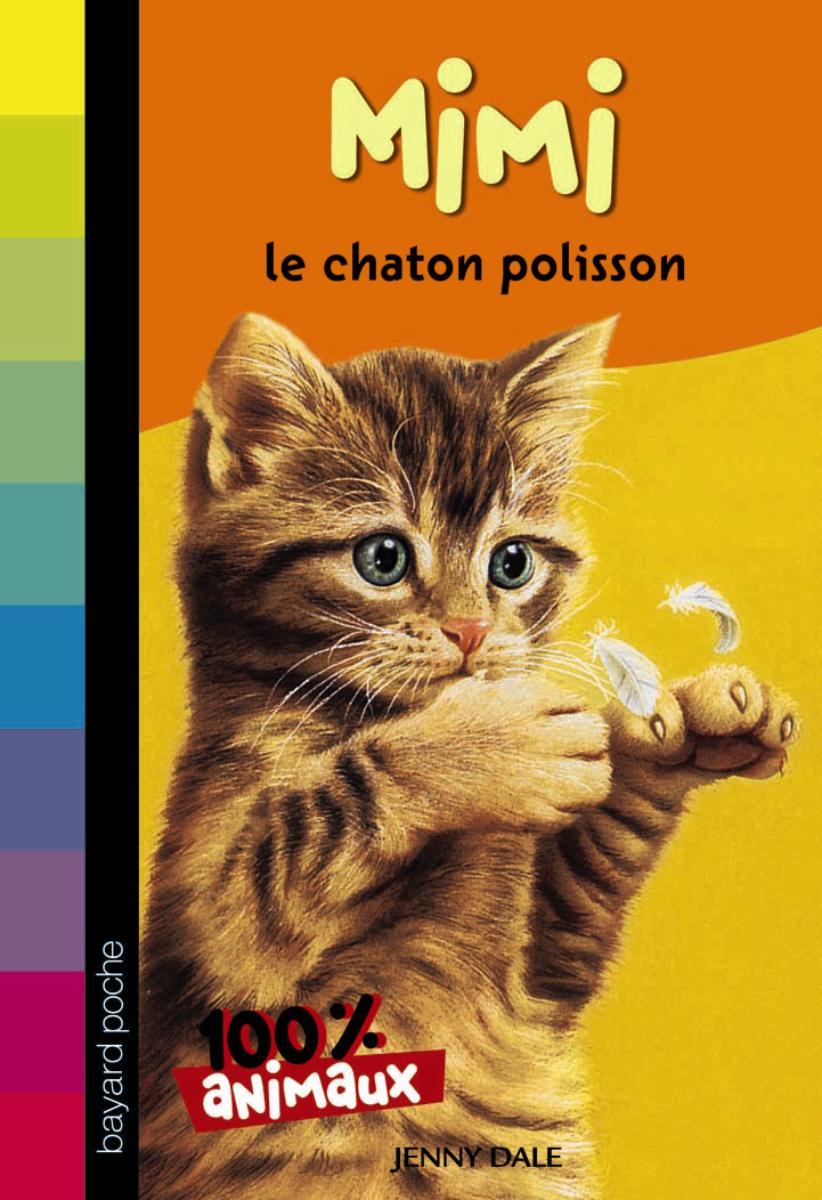 Couverture de «Mimi le chaton polisson – N612»