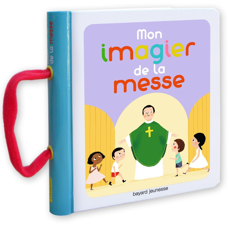 Couverture de «Mon imagier de la messe»