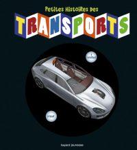 Couverture «PETITES HISTOIRES DES TRANSPORTS»