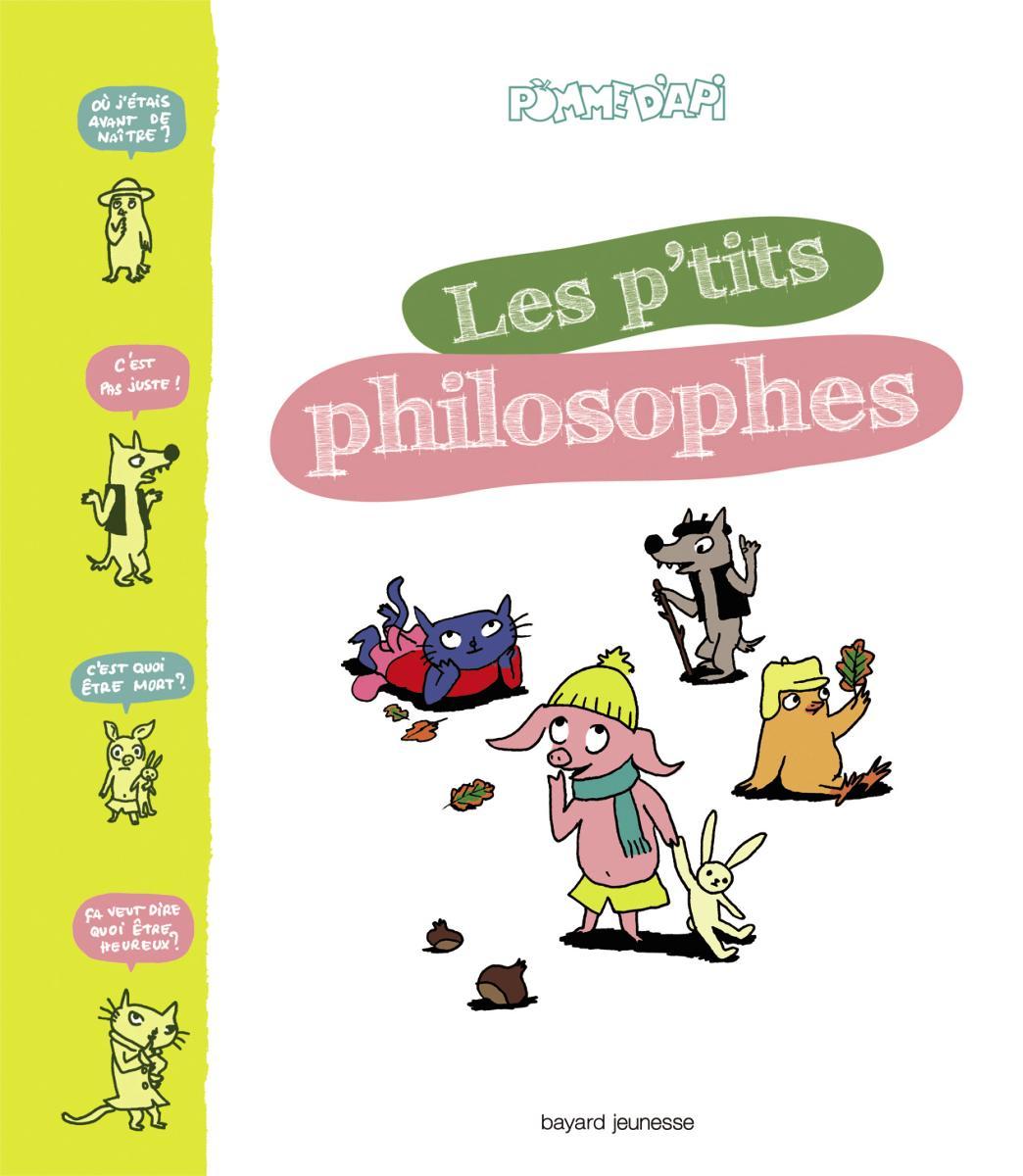 Couverture de «P'TITS PHILOSOPHES (LES)»