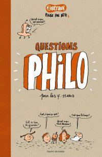 Couverture «QUESTIONS PHILO POUR LES 7-12 ans»