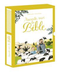 Couverture «RACONTE-MOI LA BIBLE – COFFRET – (2013)»