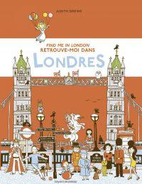 Couverture «RETROUVE-MOI DANS LONDRES»