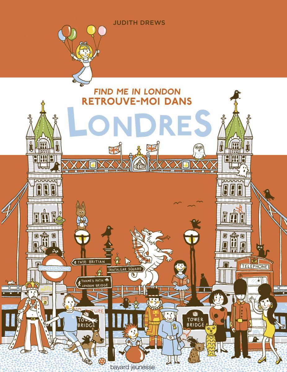 Couverture de «RETROUVE-MOI DANS LONDRES»