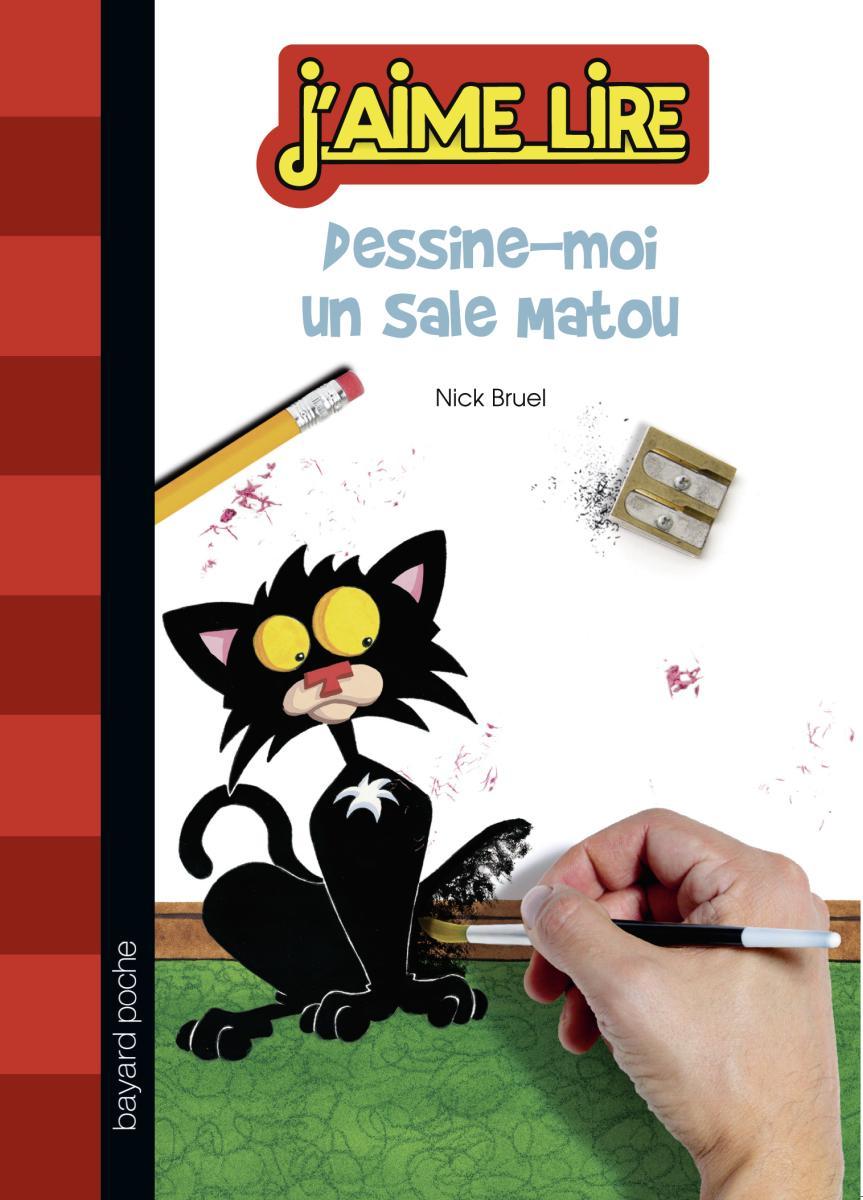 Couverture de «Sale Matou a des ennuis»