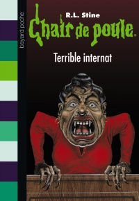 Couverture « TERRIBLE INTERNAT »