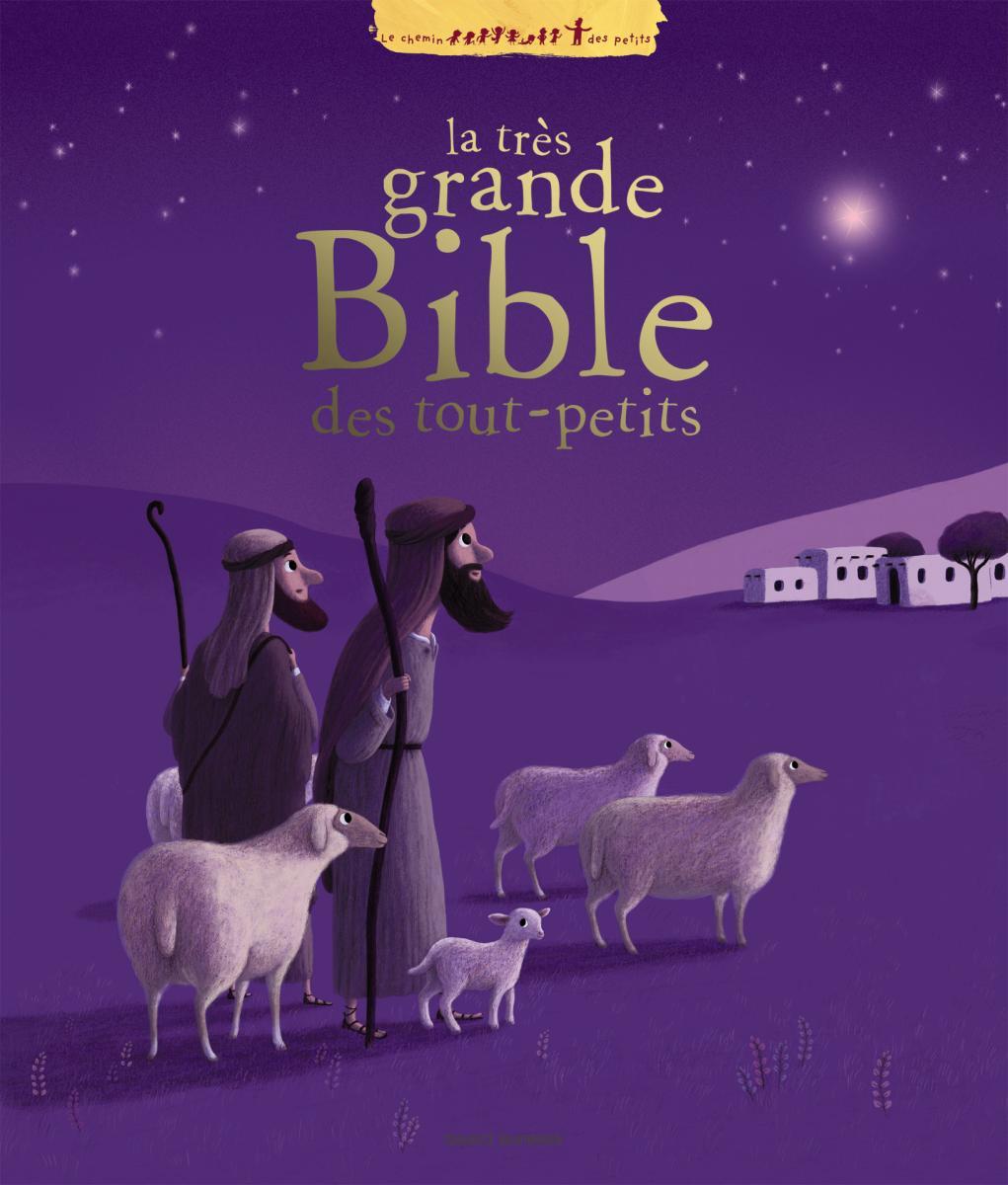 Couverture de «TRES GRANDE BIBLE DES TOUT-PETITS (LA)»