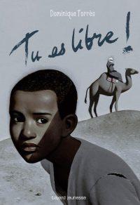 Couverture «Tu es libre !»