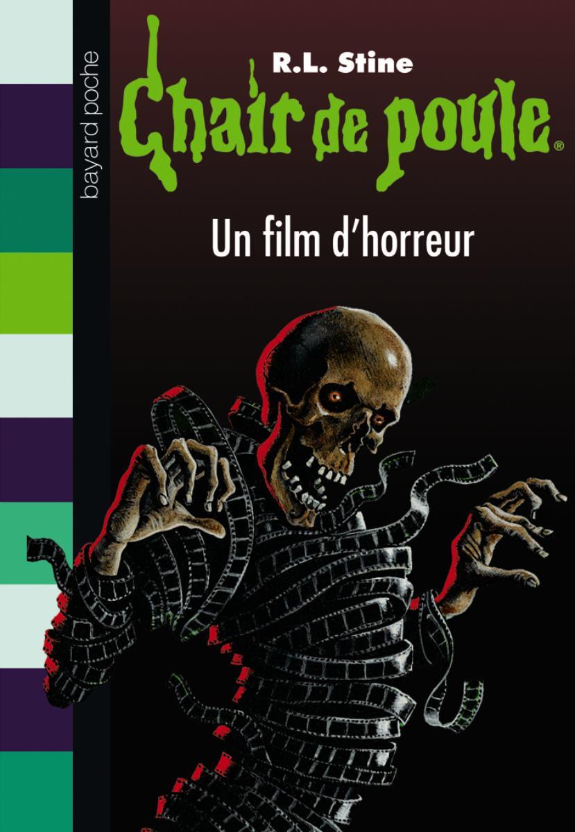 Couverture de «UN FILM D'HORREUR»
