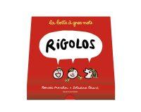 Couverture «La boîte à gros mots rigolos»