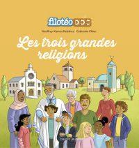 Couverture «LES GRANDES RELIGIONS»