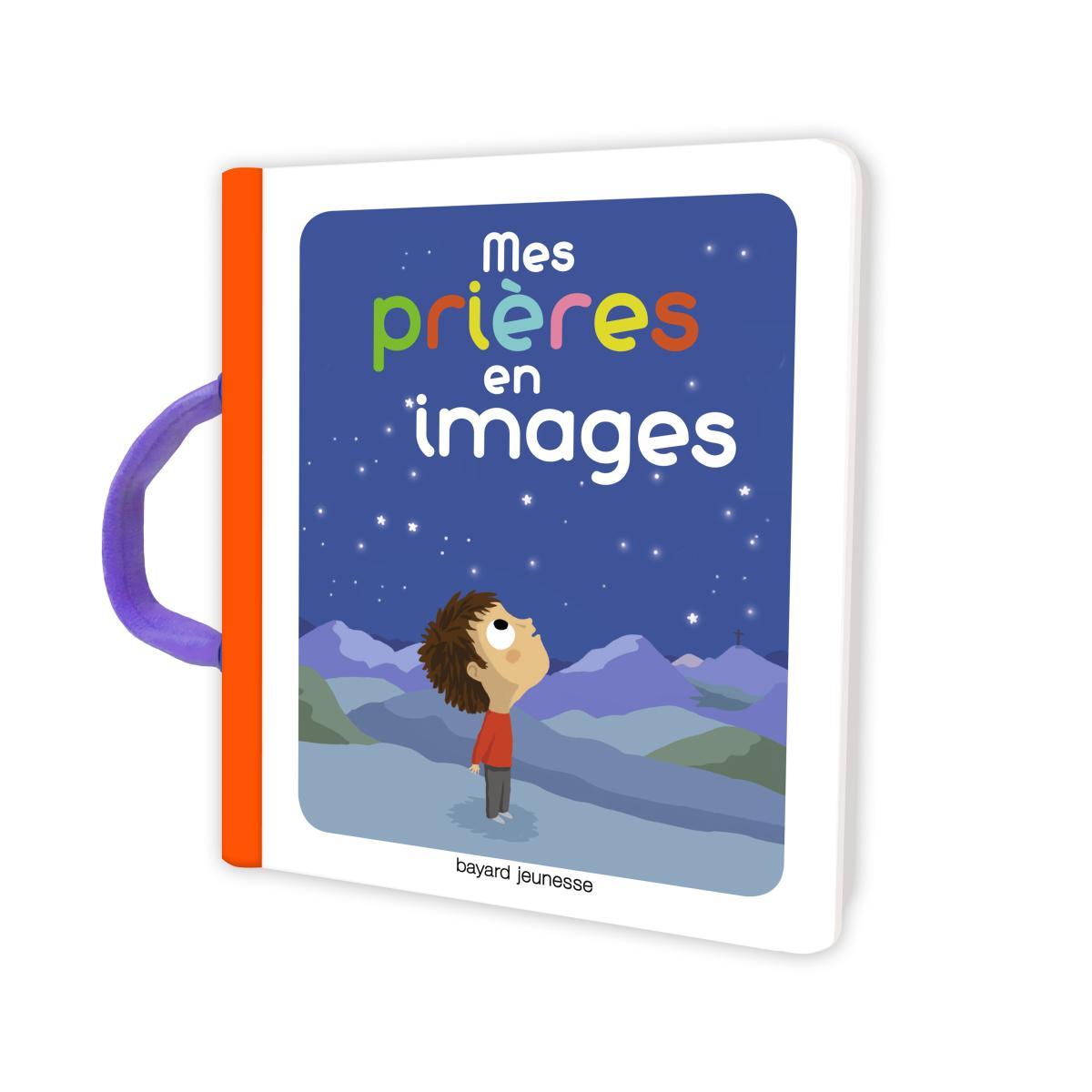 Couverture de «MES PRIÈRES EN IMAGES»